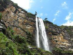 Cataratas de Gocta / Gocta Waterfalls, Chachapoyas, Amazonas, Perú.