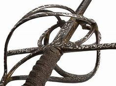 Image result for antique rapiers