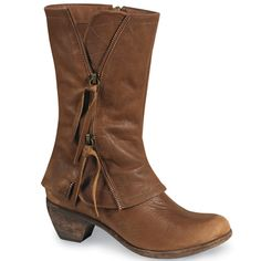 Dove Boots - these are cute as hell