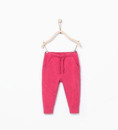 ZARA - KIDS - Plush trousers