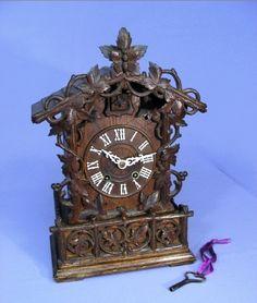 Antique Mantle Clock, Antiques Online, Online Gallery, Clocks, Decor, Decoration, Watches, Clock