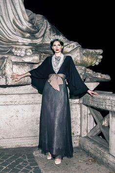 haute couture hijab | hessa-al-obaidli-hesseh-abaya-haute-couture-2013-4