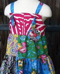 Marnie Knot  Dress by fluffygirlboutique on Etsy, $44.99