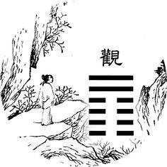 20. ¦¦¦¦|| - Viewing (觀 guān)