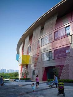 Crossboundaries converts derelict building into kindergarten and play centre