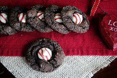 Double Dark Chocolate Raspberry Cookies - Shugary Sweets