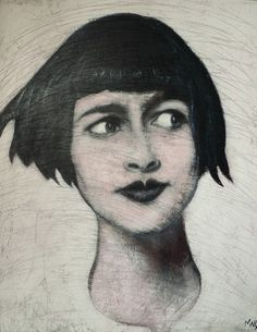Saatchi Online Artist: Fabio Mingarelli; Acrylic, 2011, Painting virgo eburnea