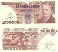 1 milion złotych