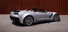 """2015 Corvette Z06 convertible 19"""" front wheels"""