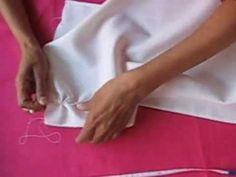 Deshilado Muestrario 1 (preparación de la tela). Link download: http://www.getlinkyoutube.com/watch?v=JlN8GZkam_I