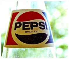 Pictures of Pepsi Bottles | old pepsi bottle close up view of an imported bottle of pepsi cola ...
