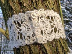Mademoiselle Chaos: My next crochet tutorial. A choker or a belt. Pattern here