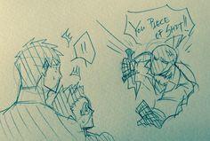 稲荷梓葉(いなり•あずは) — Hey anon! So I made this KonTim and JayTim if...