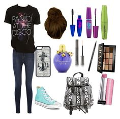 """First day of high school."" by grace-hobson on Polyvore"