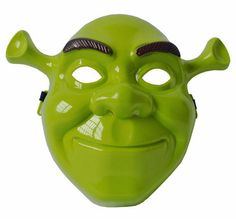 Shrek Para Siempre Halloween Animation Game Show Masked Balls Hard Holiday Party Mask For Cosplay Factory Outlet From Techemall, $25.03 | Dhgate.Com