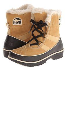 Love this winter boot! The Sorel Tivoli Boot.
