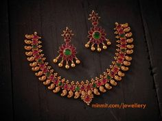 necklace from kushal jewellery