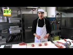 Recette : paupiettes de veau - YouTube