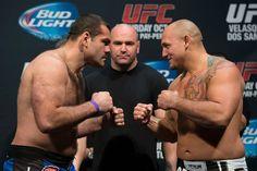 #Gonzaga vs #Jordan - #Weighins <3  #UFC166 - #Velasquez vs #DosSantos 3 October 19, 2013 #Houston Toyota Center in Houston, Tx #UFC #MMA #Fighting #CainVelasquez #JuniorDosSantos #Mexico #Brazil   ::)