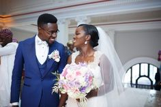 Bride and Groom | Carnegie Library, DC Wedding | Wale Ariztos Photography