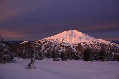 Mt. Bachelor by Mt Bachelor, via Flickr