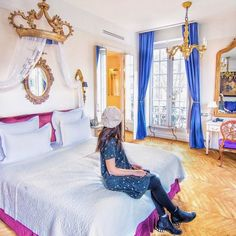 SAINT JAMES PARIS: LUXURY STAY IN THE 16TH ARRONDISSEMENT Alcazar Seville, Small Fountains, Throne Room, Seville Spain, Saint James, Medieval Castle, Place Of Worship, Filming Locations, During The Summer