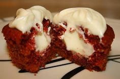 Jolts & Jollies: Red Velvet Cupcakes with Cream Cheese Frosting