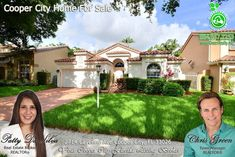 FOR SALE ~ Welcome to Embassy Lakes! Awesome single family home features high ceilings, updated kitchen with breakfast nook, open living space, split bedroom plan, master suite with walk in closet. Home has been freshly painted.  Call Patty at 954-667-7253.