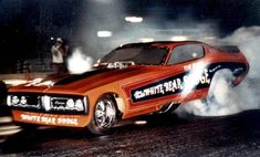 70s Funny Cars - Tom Hoover