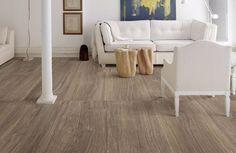 Ceppo timber inspired porcelain tiles Timber Tiles, Porcelain Tiles, Stoneware, Couch, Colours, Flooring, Inspired, Inspiration, Furniture