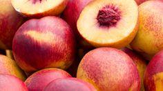 Fresh Peach Bundt Cake