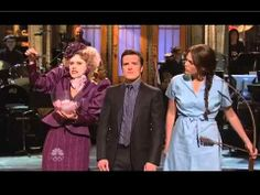 Josh Hutcherson Hunger Games Monologue - SNL