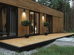 Duplex Design, Home Gym Design, Modern House Design, Style At Home, Modern Gazebo, Outdoor Garden Rooms, Garden Lodge, Modern Entrance Door, Summer House Garden