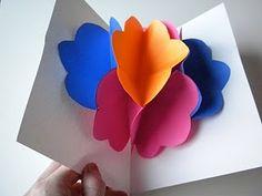 Nice and magic, flowers card !