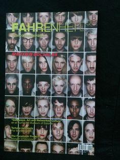 Fahrenheit. Arte contemporáneo .No.53 Agosto-septiembre 2012 Redes Sociales.