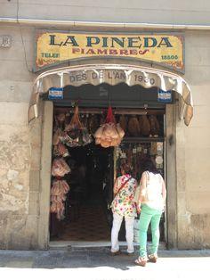 """"""" la Pineda"""""""