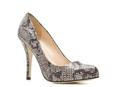 Audrey Brooke Bracelet Reptile Pump Boots Women's Clearance Women's Shoes - DSW-- my other snake skin shoes have color on them.. i need something like this so i can wear it with other colors