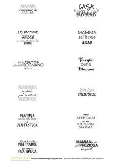 Sweet Bio design: Scratcher Card Mothers day - Card Gratta e vinci Festa della mamma