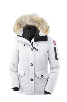 I want to ski. Montebello Parka - Canada Goose.
