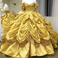 Now THIS is what Emma Watson should be wearing in the new Beauty and the Beast