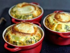 Flan of leeks, bacon and goat cheese - Recipe by My Kitchen and You, Quiches, Snack Recipes, Cooking Recipes, Healthy Recipes, Food Porn, Goat Cheese Recipes, Kolaci I Torte, Salty Foods, Whole Foods Market