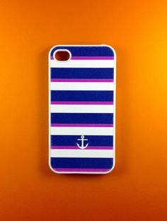 Iphone 4 Case  Anchor Iphone 4s Case Iphone Case by WunderCases, $16.00