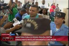 Ministerio Público Pedirá Prisión Contra Ex Raso Que Mató De Manera Involuntaria A Mujer En Evaristo Morales