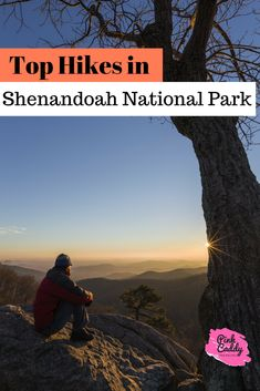Shenandoah National Park has over 500 miles of trails, so which are the best ones? Here are the top 10! #unitedstates #virginia #shenandoahnationalpark #travel #hiking