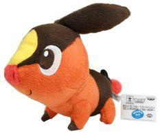 "Banpresto 48174 Tepig/Pokabu 4.5"" Plush (Pokemon Best Wishes 2010 Original Release) Banpresto,http://www.amazon.com/dp/B00BRCN7T6/ref=cm_sw_r_pi_dp_ZF6ftb1QWJPTH34S"