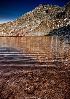 beautifuldreamtrips: Balea Lake, Romania by rosonic