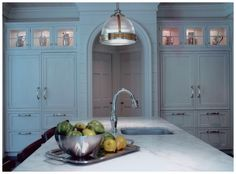 light blue quartz countertops - Google Search