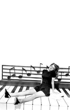 Rita Hayworth ~ Cover Girl, 1944