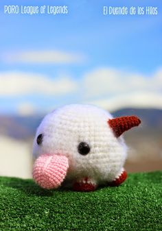 Poro de League of Legends!