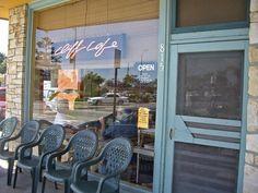 Cliff Cafe corner of 41st ave, SC